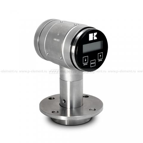 Интеллектуальный датчик давления с торцевой мембраной, Klay,2000-SAN-3-X7-H-G0