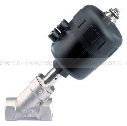 Пневматический регулирующий клапан - тип 2702