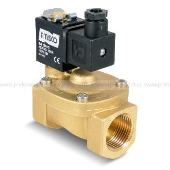 Клапан электромагнитный, GEVAX, 1901-KBNF016-250-24DC