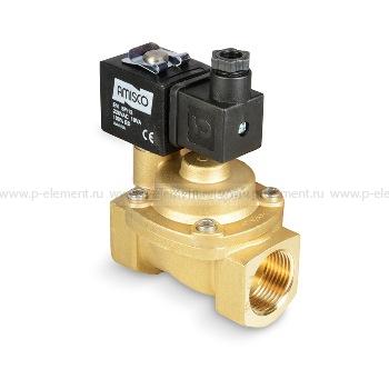 Клапан электромагнитный на пар, GEVAX, 4911R-KBPF010-250-220AC