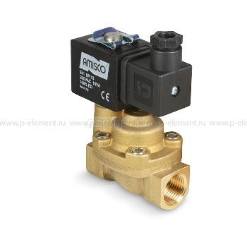 Клапан электромагнитный на пар, GEVAX, 4911R-KBPD010-120-220AC
