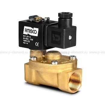 Клапан электромагнитный, GEVAX, 1901R-ABNE016-190-24DC