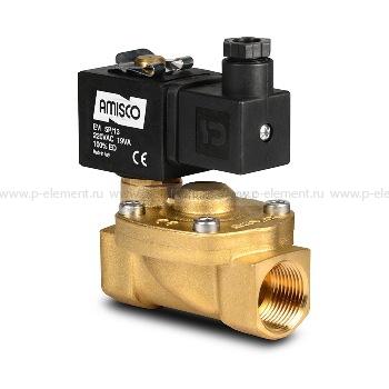 Клапан электромагнитный, GEVAX, 1901R-ABNE016-190-220AC
