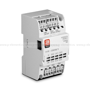 Модуль расширения для контроллеров Pixel25XX/SMH, Segnetics, MR061-00-0