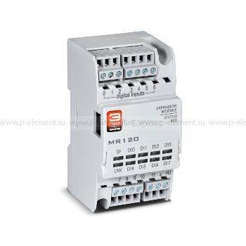 Модуль расширения для контроллеров Pixel25XX/SMH, Segnetics, Pixel-MR120-00-0