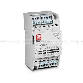 Модуль расширения для контроллеров Pixel25XX/SMH, Segnetics, Pixel-MR504-00-0