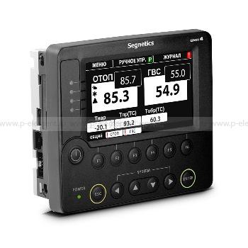 Контроллер отопления и ГВС, Segnetics, SMH4-0011-00-0