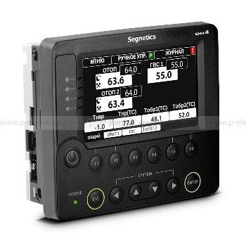 Контроллер отопления и ГВС, Segnetics, SMH4-0011-00-0, сх.3