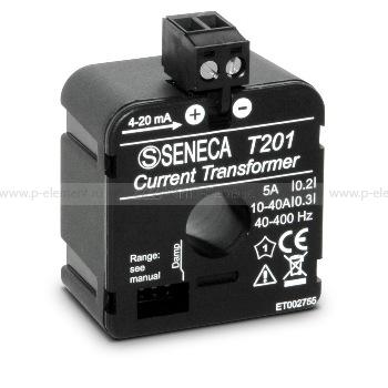 Измерительный преобразователь тока, Seneca, T201