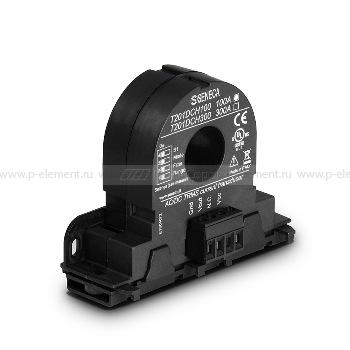 Бесконтактный преобразователь постоянного/переменного тока, Seneca, T201DCH100-M