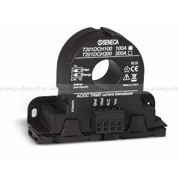 Бесконтактный преобразователь постоянного/переменного тока, Seneca, T201DCH100