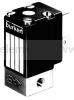 2/2-ходовой электромагнитный клапан прямого действия, Burkert, тип 0200
