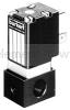 2/2-ходовой электромагнитный клапан плунжерного типа, Burkert, тип 0201