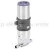 2/2-ходовой регулирующий клапан с сильфонным уплотнением - тип 2380