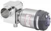 Т-образный мембранный клапан с пневматическим приводом, исполнение из нержавеющей стали (тип ELEMENT) для децентрализованной автоматизации,  Burkert, тип 2104