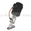 Клапан запорно-регулирующий с позиционером, VALMA, ASV-W-015-SS050-POS-K1