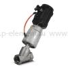 Клапан запорно-регулирующий с позиционером, VALMA, ASV-T-040-AL080-U-POS-K1