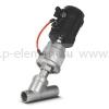 Клапан запорно-регулирующий с позиционером, VALMA, ASV-W-040-SS080-U-POS-K1