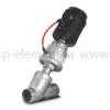 Клапан запорно-регулирующий с позиционером, VALMA, ASV-W-050-SS080-U-POS-K1