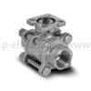 Клапан шаровой, VALMA, BAV-S316-3P-T-020