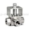 Клапан шаровой, VALMA, BAV-S304-HP-T-015-L